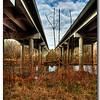Beneath Interstate Hwy 64
