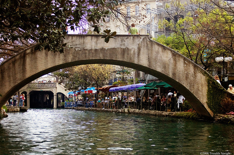 The Riverwalk, San antonio texas