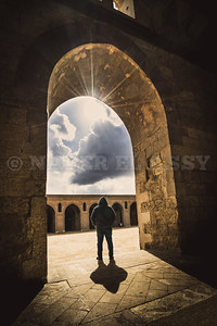 Mystery Under The Arch