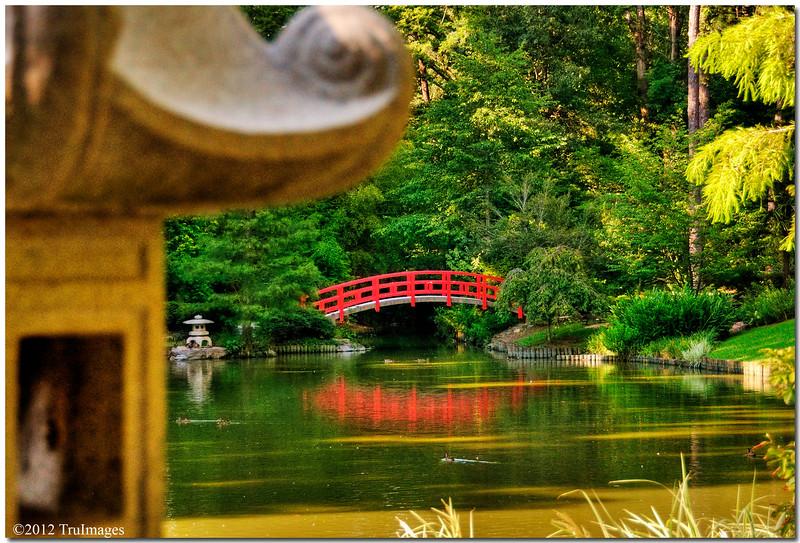 Aug 9<br /> zen garden<br /> <br /> Form the Asian gardens at Duke Gardens