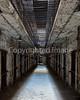 August 26: Cellblock 14 - Eastern State Penitentiary - Philadelphia