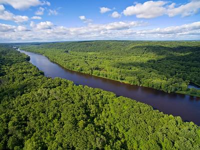 St. Croix River taken above William O'Brien State Park