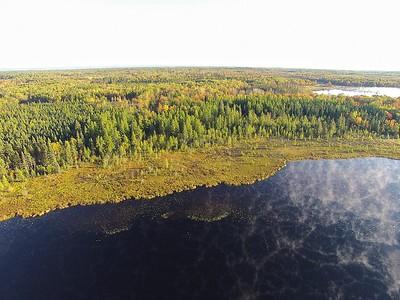 Pickerel Lake Nemadji State Forest.