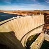 Lake Powell Dam   Page, AZ