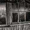 Shed Window