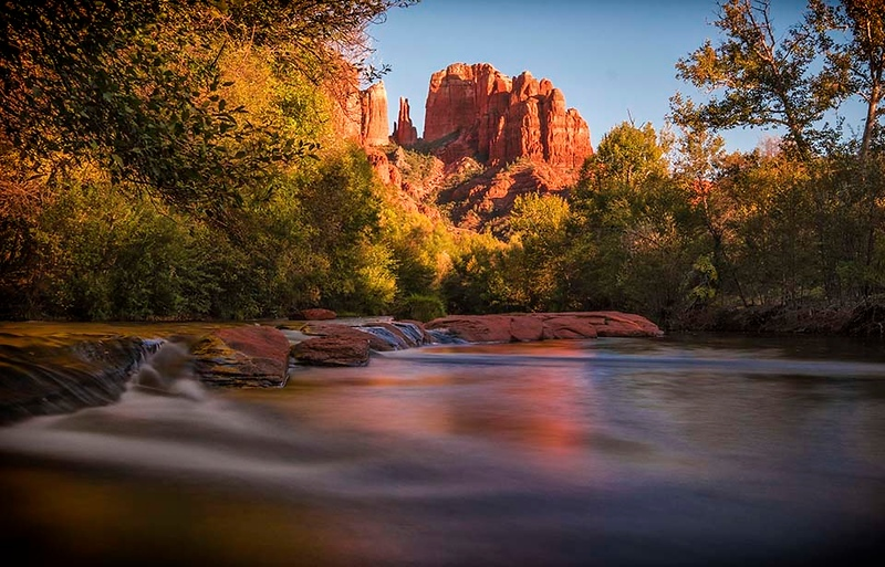 Oak Creek Near Sedona AZ