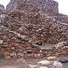 Tuzigoot <br /> Indian Pueblos near Sedona, Arizona