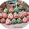 It's ALWAYS Halloween Somewhere!  Roadside stand, Oak Creek, Arizona  <b>Not to be reproduced without the written permission of Florence T. Gray</b>