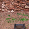 Ancient Cooking Tool, Tuzigoot <br /> Used for grinding corn, grains