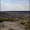 BADlands; Arizona<br /> <br /> We all live under the same sky, but we don't all  have the same horizon.