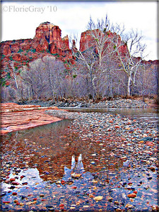 Cathedral Rock; Oak Creek, Arizona