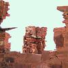 Rt. 66, near Meteor Crater, AZ