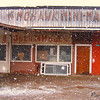 Open 24 Hours? <br /> Blizzard in the high desert, near Sedona, AZ