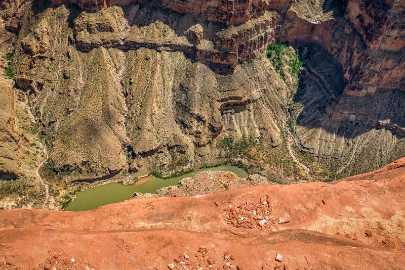 3000 Feet Down | Toroweap | Grand Canyon National Park