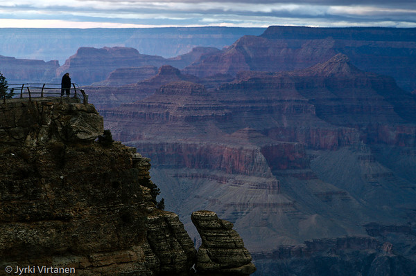 Grand Canyon Lovers - Arizona, USA