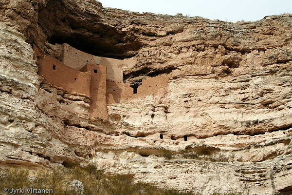Montezuma Castle - Arizona, USA