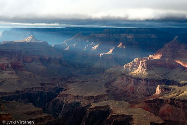 Grand Canyon Sunset - Arizona, USA