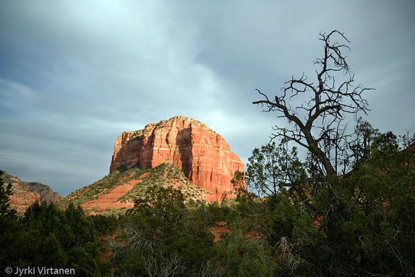 Courthouse Butte - Sedona, AZ, USA