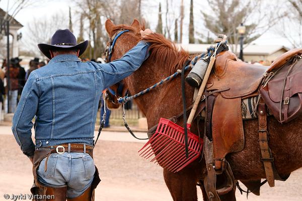 Tombstone Cowboy - Tombstone, AZ, USA