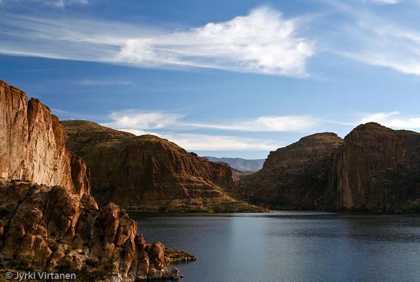 Canyon Lake - Apache Trail, AZ, USA