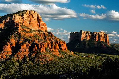 Sedona Afternoon Grandeur