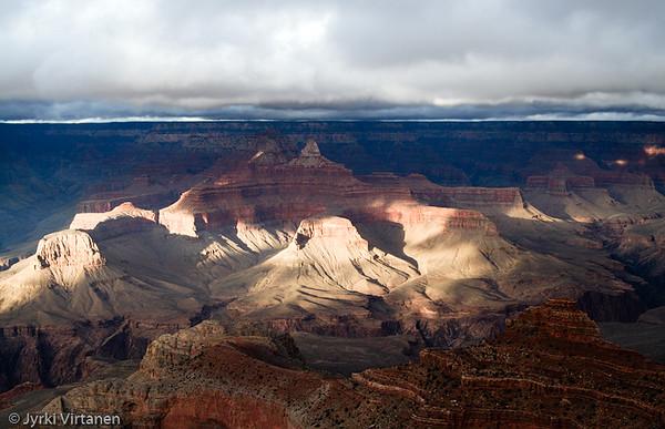 Grand Canyon Sunset VI - Arizona, USA