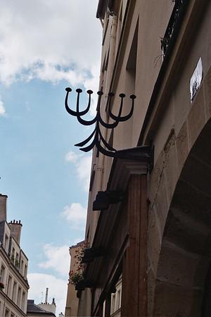 The Jewish Quarter, Paris