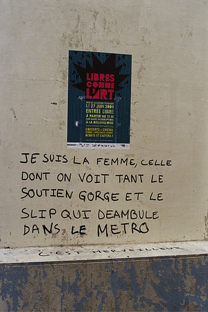 Paris Grafitti