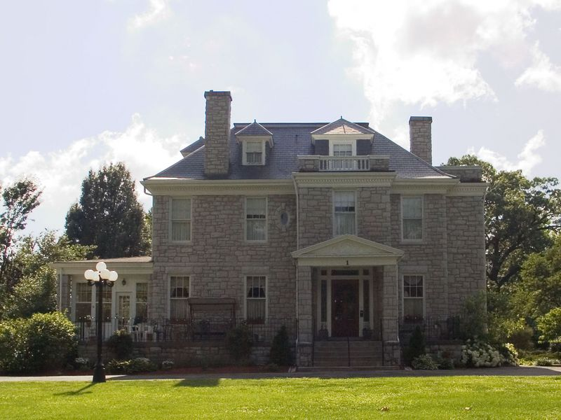 Hawthorn house, Independence Missouri.