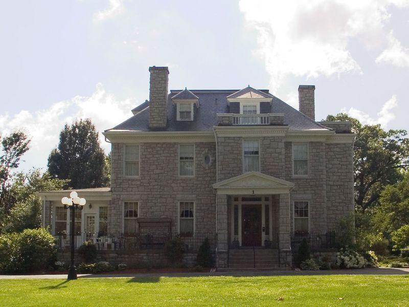 Hawthorn house, Independence Missouri.