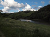 Kings Canyon tributary of Upper San Leandro Reservoir