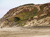 Sand Staircase at Ft Funston, San Francisco
