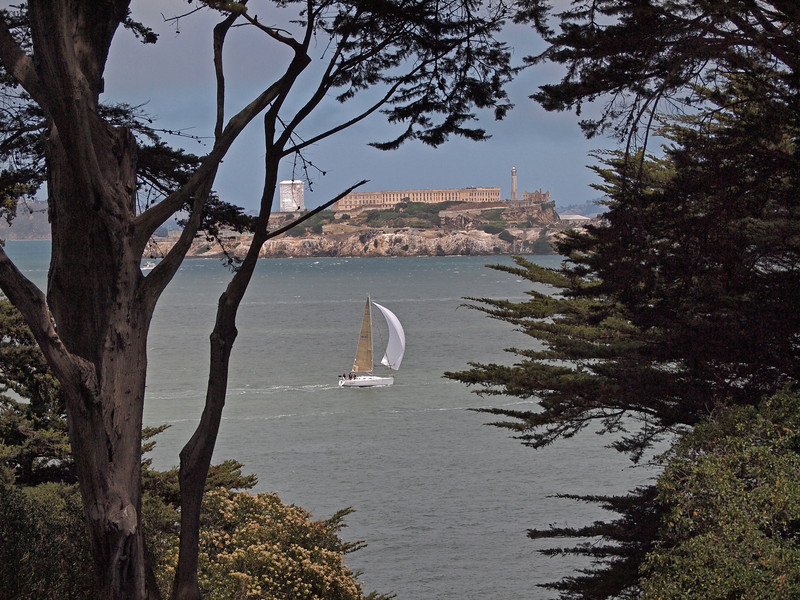 The Rock from Ft. Mason