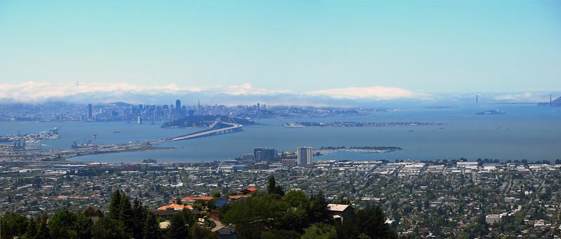 Around The SF Bay