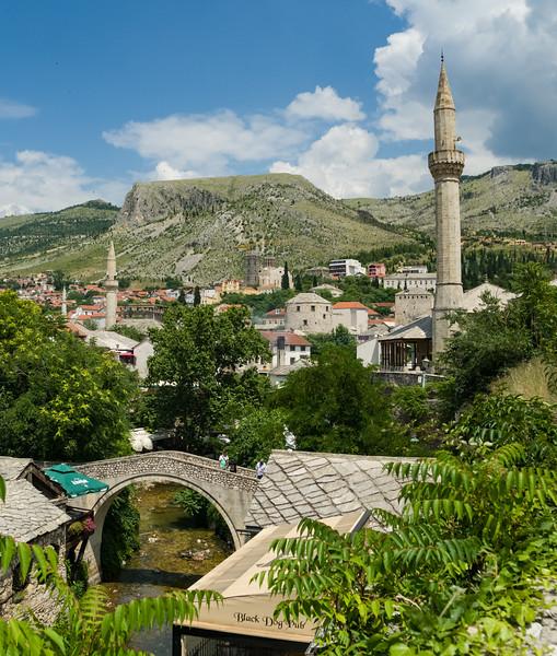 Mostar, Bosnia and Herzegovnia