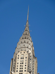 Chrysler Building, New York, NY - US