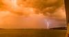 Storms near Galle, Sri Lanka