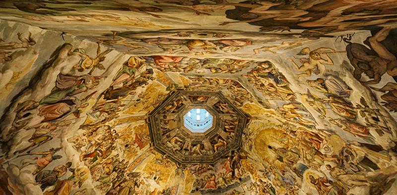 Cathedral de Santa Maria, Duomo, Florence, Italy