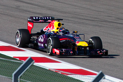 GP F1 Austin - 2013