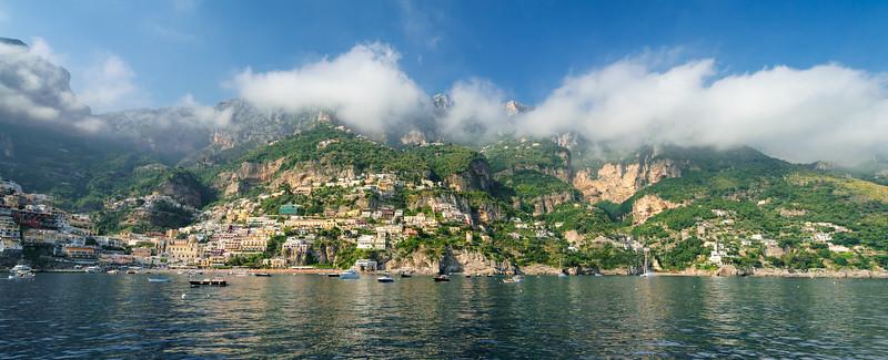 Beautiful Portafino, Italy along the Amalfi coast, Italy