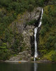 Fjords and waterfalls of Norway