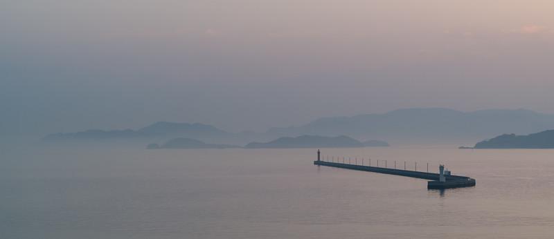 Takamatsu Port, Japan