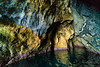 Roman fish farm built in the grottos of Ponza, Italy