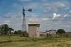 Windmill in the Nebraska panhandle