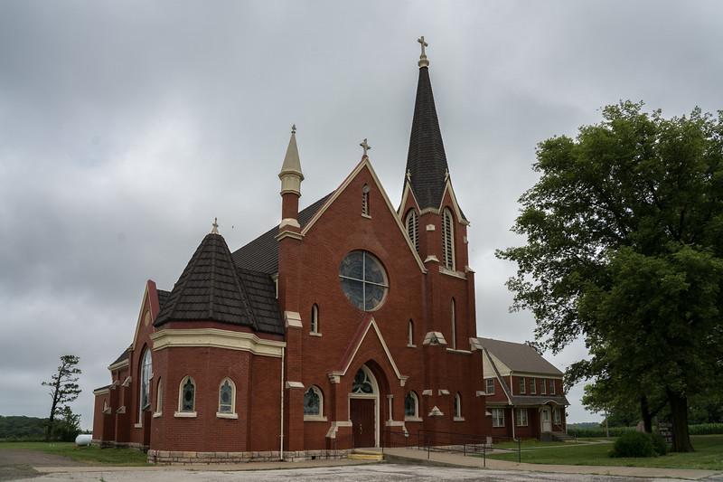 Church in Kansas