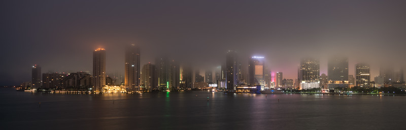 Foggy Miami