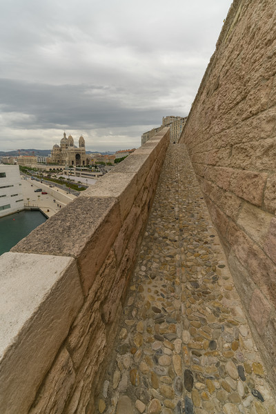 Le Fort Saint Jean, Marseille, France