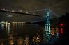 Lionsgate Bridge, Vancouver, Canada