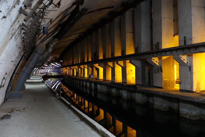 Balaklava Top Secret Submarine Base Museum