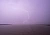 Lightning on the Mississippi River